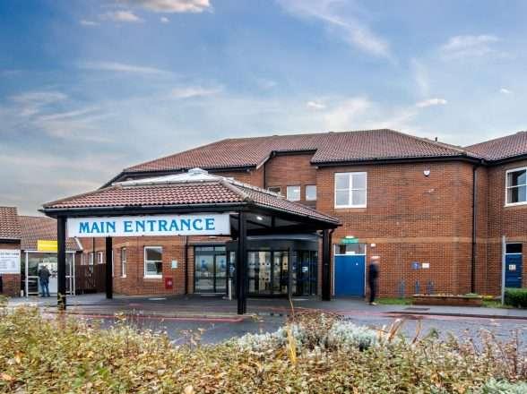 NHS Hospital Discharges