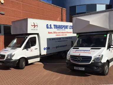 cooperation, outsourcing, distribution vans image