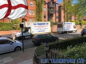 Man and Van G S Transport