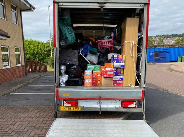 Getting Charities Moving!