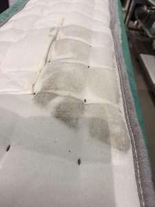 mattress courier efficient