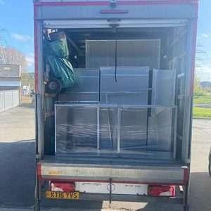 removal van for storage